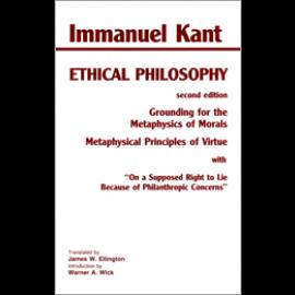 essay kants philosophy political