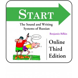 START: The Sound and Writing Systems of Russian (Online Third Edition)