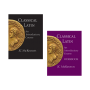 Classical Latin: An Introductory Course, Text and Workbook Set