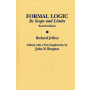 Formal Logic (Fourth Edition)