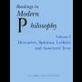 Readings In Modern Philosophy, Vol. 1