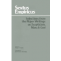 Selections from the Major Writings on Scepticism, Man, and God