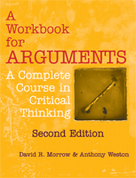 A Workbook for Arguments 2nd edition